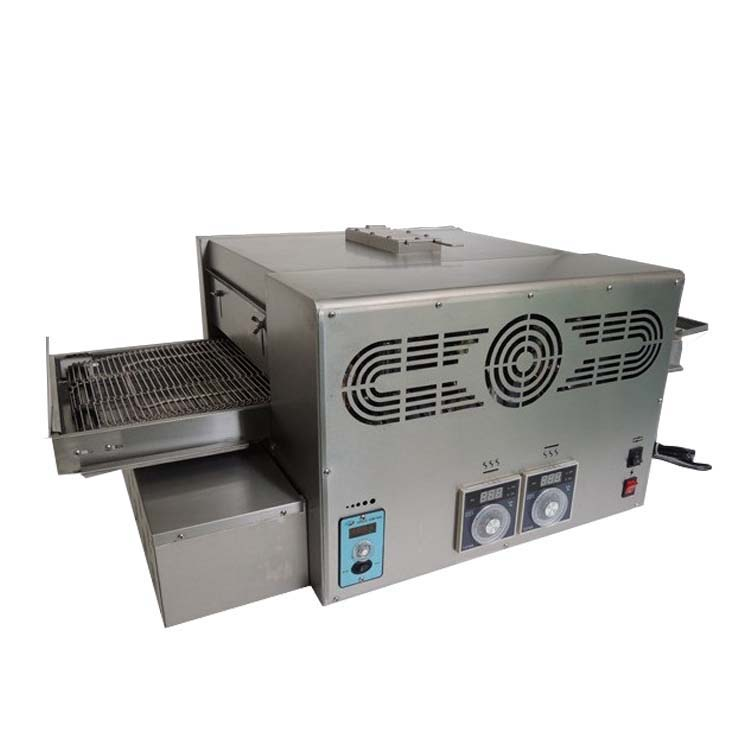 Pizza oven transportband/gasbrander voor pizza oven/pizza oven gas
