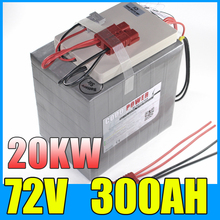 Lithium ion Battery 72V 60Ah 300ah LiFePO4 Battery for Electric Scooter 20KW