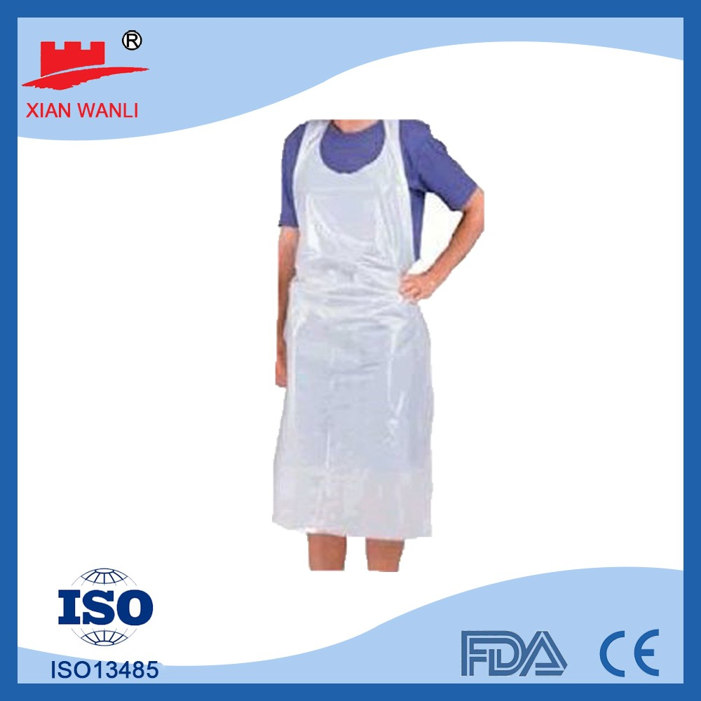 White pinafore apron nurse - Colored Disposable Apron Colored Disposable Apron Suppliers And Manufacturers At Alibaba Com