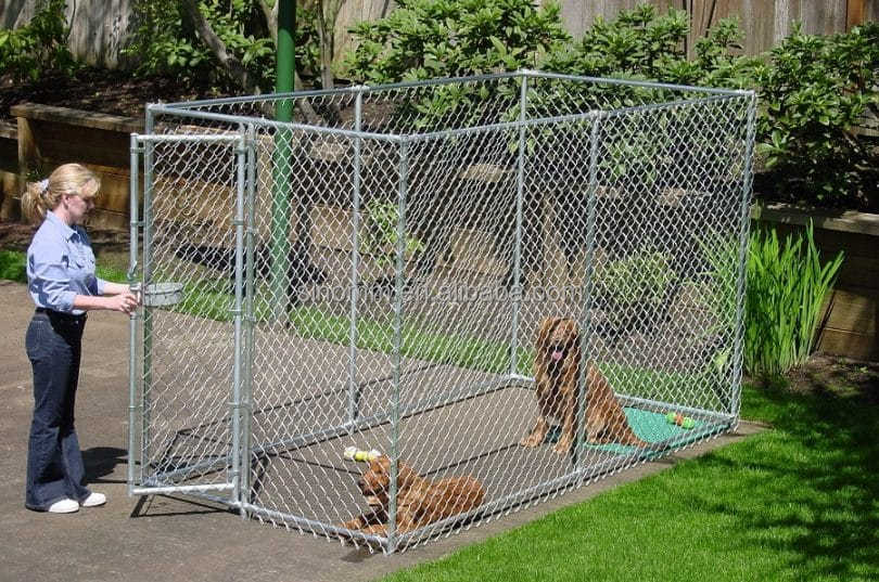 Chain Link Dog Fence, Chain Link Dog Fence Suppliers and ...