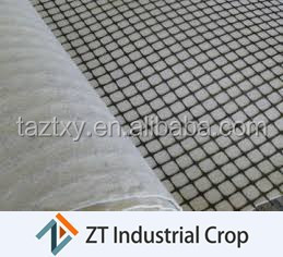 Warp-knitting Reinforced Composite Geotextile