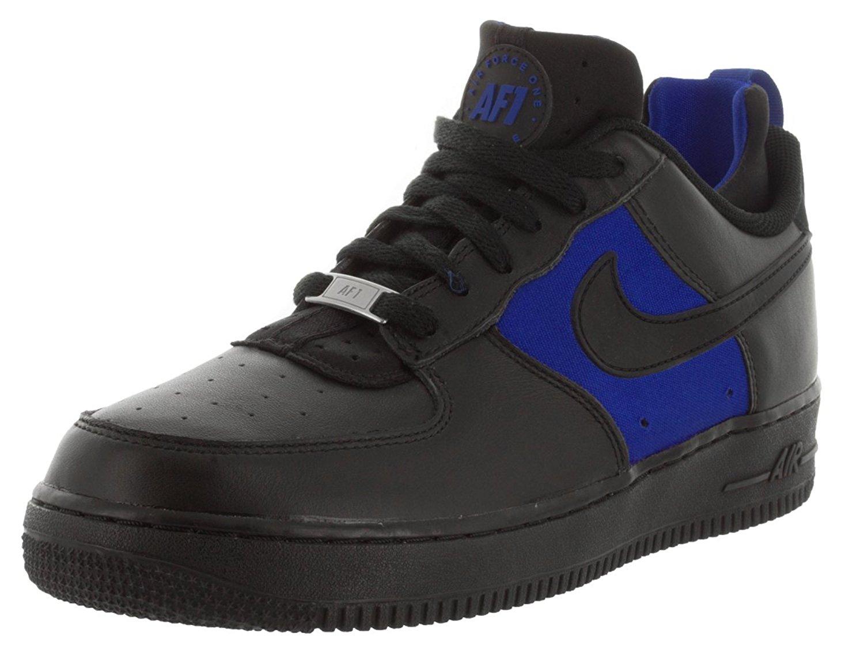 4b0bc313724f Buy Mens Nike Air Force 1 CMFT Huarache Sneakers Shoes Black 705063 ...
