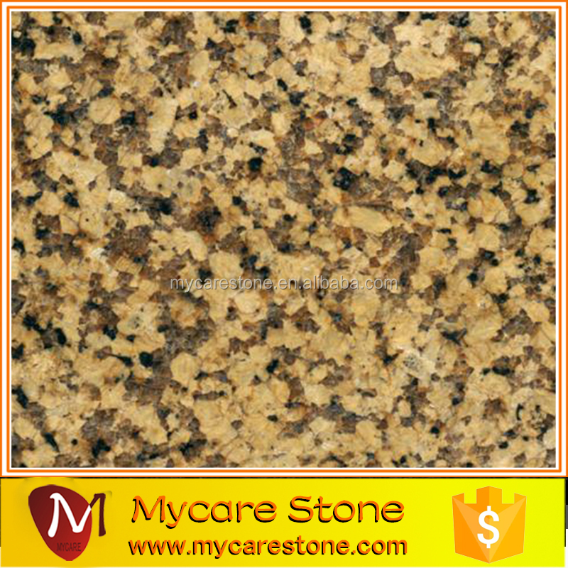 Mum yellow granite floor tile