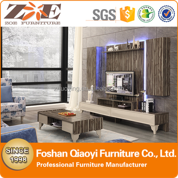 New Model Tv Showcase Tv Stand Wooden Furniture Design For Hall