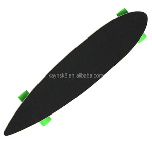 Custom complete longboard skateboard, pintail longboard complete for sale