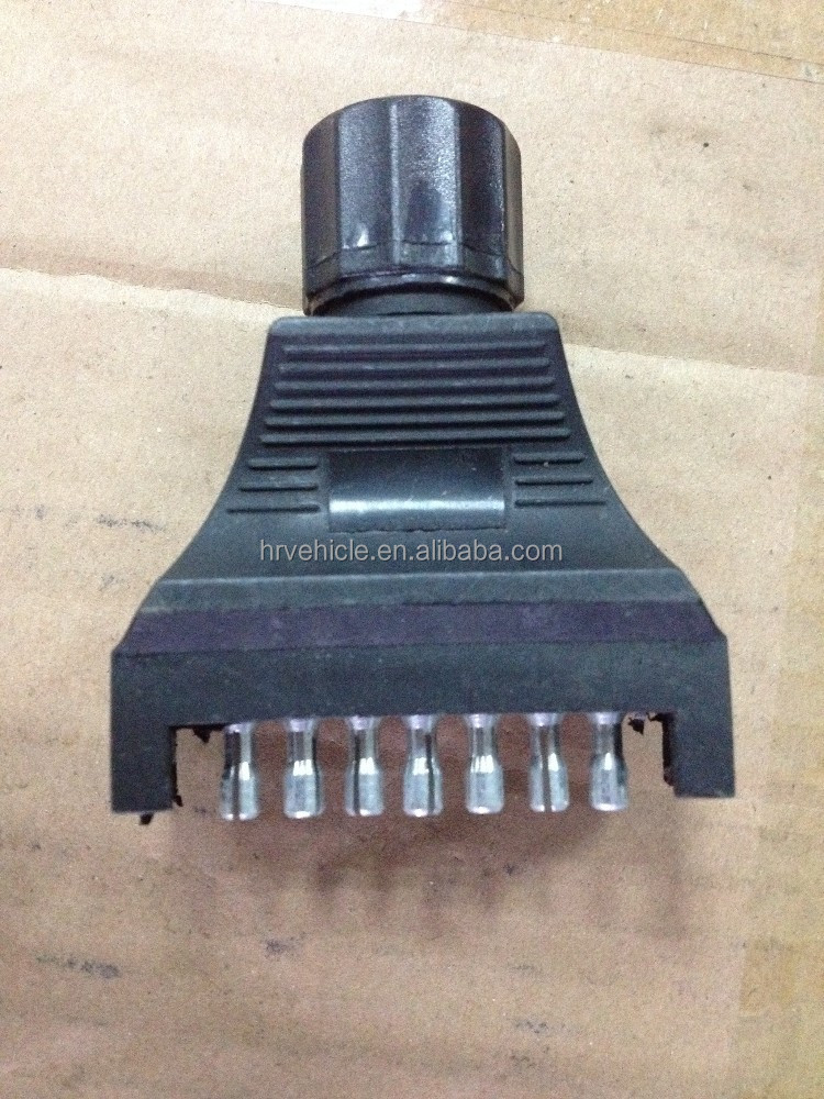 Australian Standard 7-pin plug for trailer