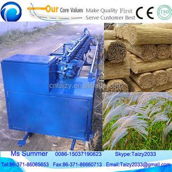 Bamboo/reed/straw/grass Mat Weaving/knitting Machine - Buy Reed ...