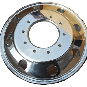 19.5x6.0 inch forged alloy rim for FORD F550 , ---we are wheel manufacturer