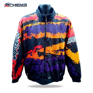 custom wholesale camo motorcycle jacket
