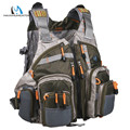 Maximumcatch Adjustable Fly Fishing Vest Free Size Breathable Mesh Vest Fishing Backpack