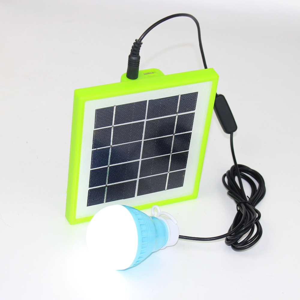 NEW multi multifunction solar panel powered solar power bank solar <strong>system</strong> with mobile charger and led lighting
