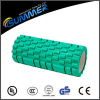 Colorful high density massage foam eva roller for yoga