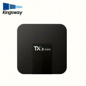2018 Hot Selling Tiger I3000 Mini Android Tv Box With One Year Iptv&Iks For  Free