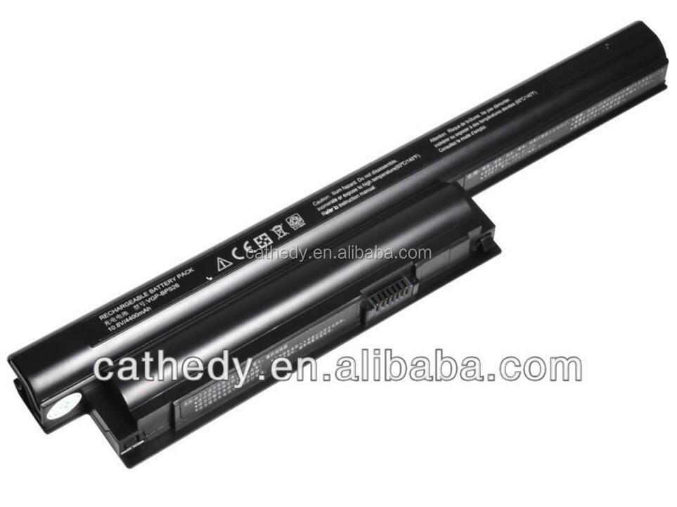Batteries for Laptops for Sony VGP-BPL26 VGP-BPS26 VGP-BPS26A