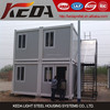 Prefabricated Two Storey Home Container Office Building for Sale