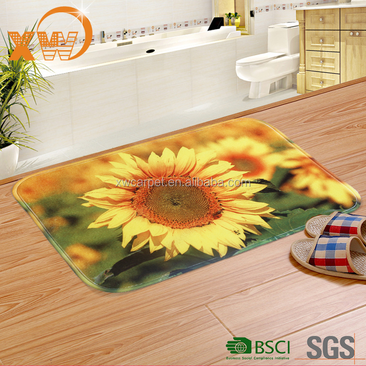 Sunflower Custom Printed Blank Door Foot Mat,Wholesale Print Pvc Door Mat -  Buy Pvc Door Mat,Door Mat,Foot Mat Product on Alibaba com
