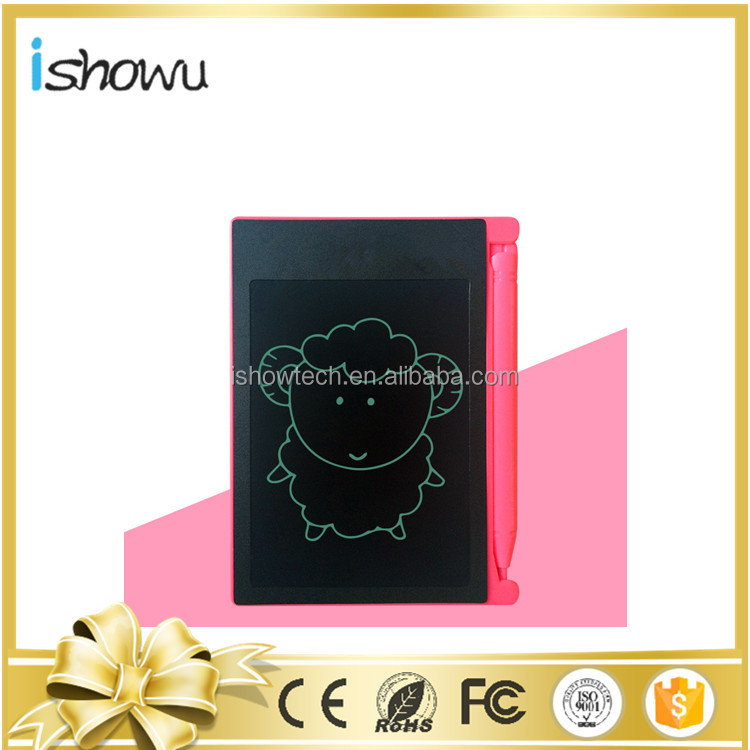 8.5 inch Magnetic Kids Electronic Writing Pad Color Drawing Tablet Custom Writing Pad + a pen