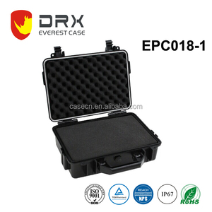 ROHS Approved Plastic Equipment Case Hard Tool Box