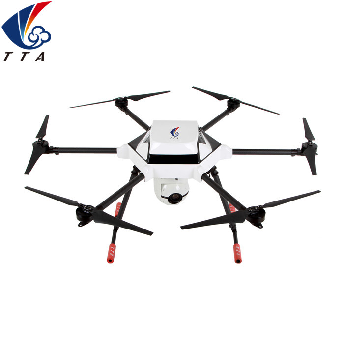 TTA aerial image and surveillence mapping drone