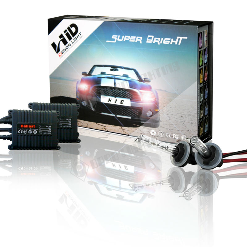 Hid xenon kit AC slim 35w 55w extreme automotive accessories hid kit