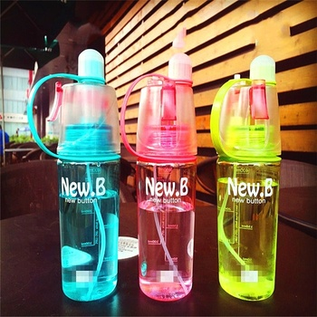 Food grade eco friendly sport water bottle