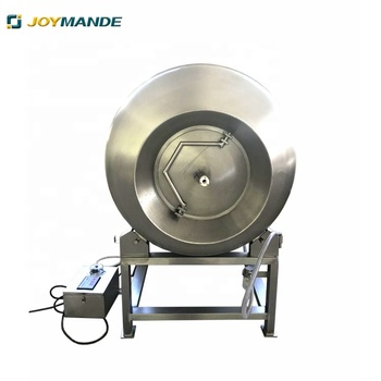 Vacuum Meat Tumbler Roll Kneading Machine For Meat Processing