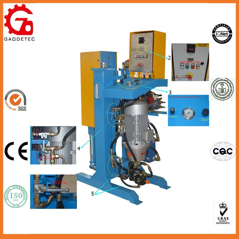 Used for Civil Engineering Jet Curtain Grouting Pump Machine Price