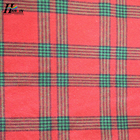 High Quality Textile Yarn Dyed Plaid Gingham Shirting 100 Cotton Wovenb Stock Fabric