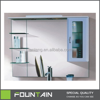 Mirror Cabinet With Lights,Medicine Cabinets With Glass Shelf And ...