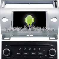 citroen c4 dvd can bus/citroen c4 dvd player/citroen c4 gps android