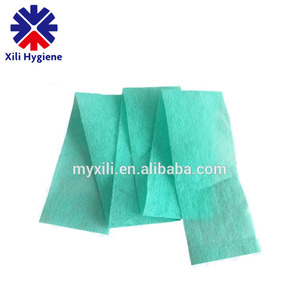 Diaper absorbent core materials, Acquisition distribution layer, waterproof, itself not absorb urine
