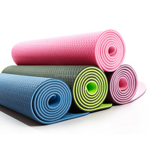 Wholesale TPE Material Factory Export YOGA Mat