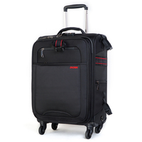 Professional 24 inch large capacity wheeled camera backpack case luggage