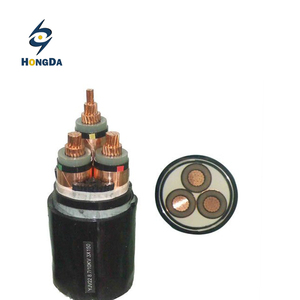 3 core 150mmsteel wire armoured copper power cable