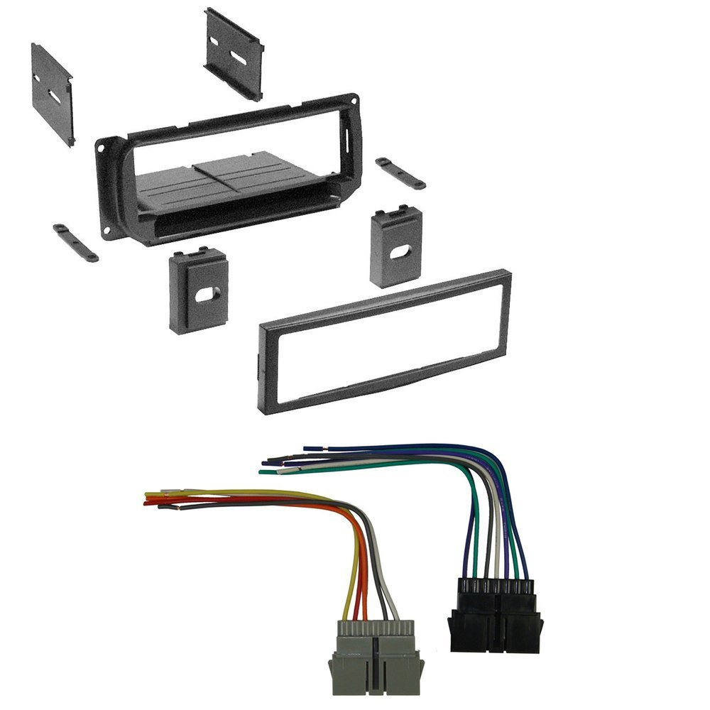 Cheap Chrysler 300m Dash Find Deals On Line At Dodge Wiring Harness Kit Get Quotations Car Stereo Radio Installation Mounting Trim Bezel W For Select