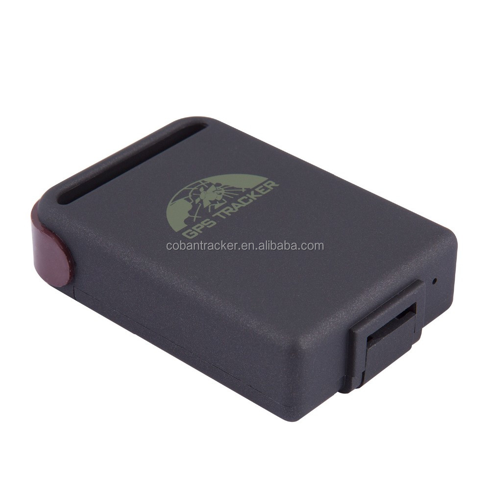Factory price car gps tracking security TK102B with customized USB cables gprs configuration