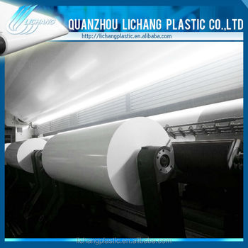 Customized popular silicone release paper manufacturers (BOPP synthetic paper SP-MX-70)