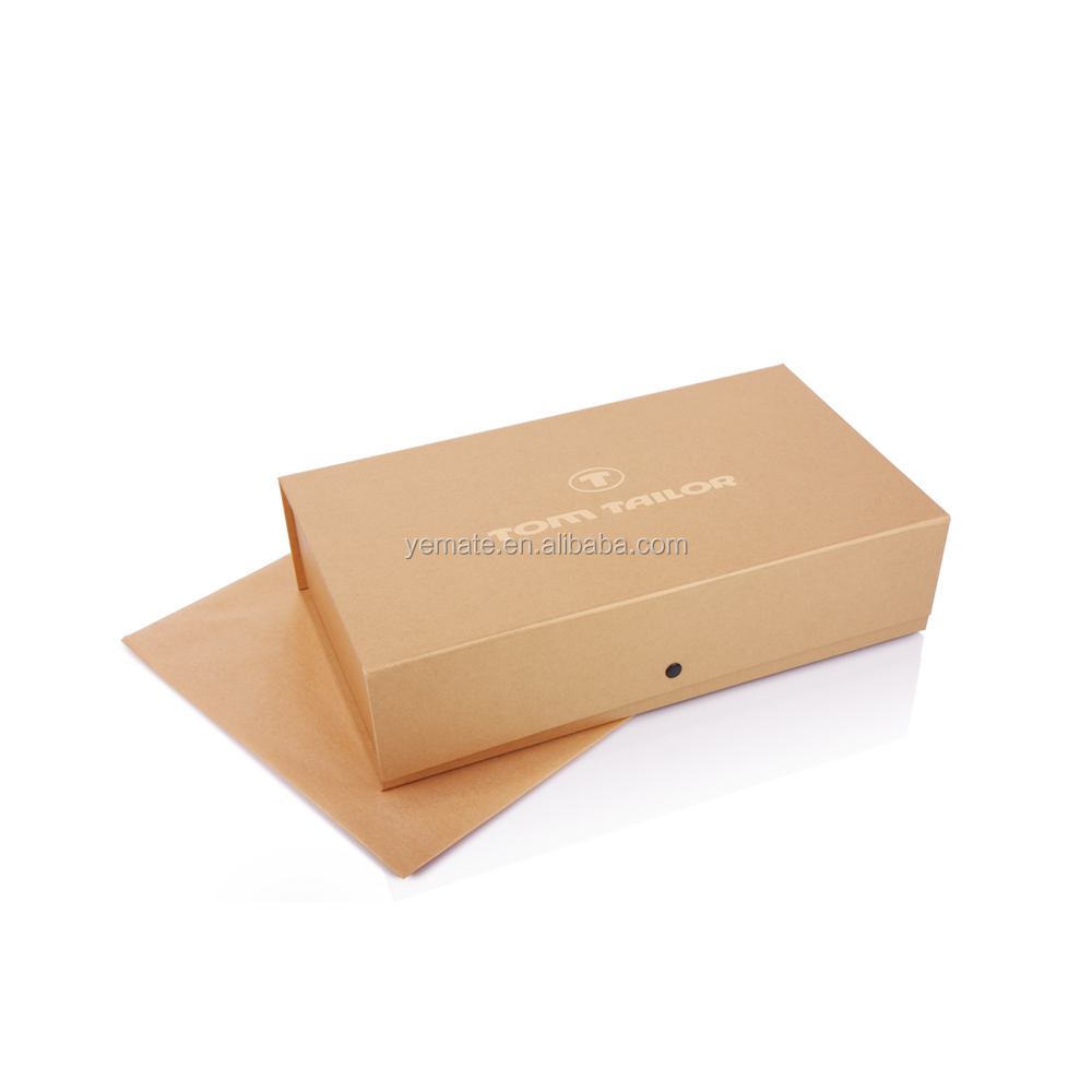 Sock Boxes - 2017 Hot sale custom printed baby cloth packaging boxes with clear window, paper sock packaging