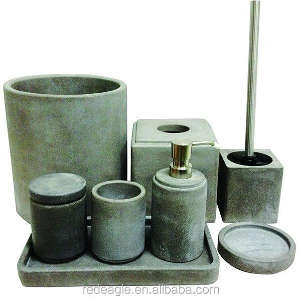 Eac0033 salle de bains pierre naturelle accessoires de salle de bain et distr - Salle de bain pierre naturelle ...