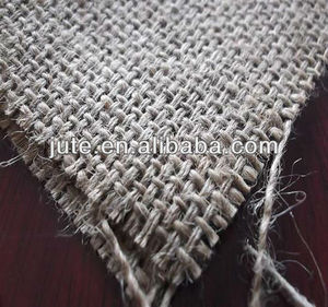 100% jute twine fabric for packing