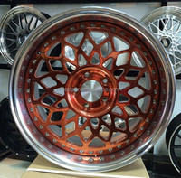 forged wheels 12inch to 26inch