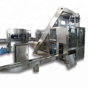 5 gallon bottle washing filling capping machine/5 gallon cap machine /automatic water filler