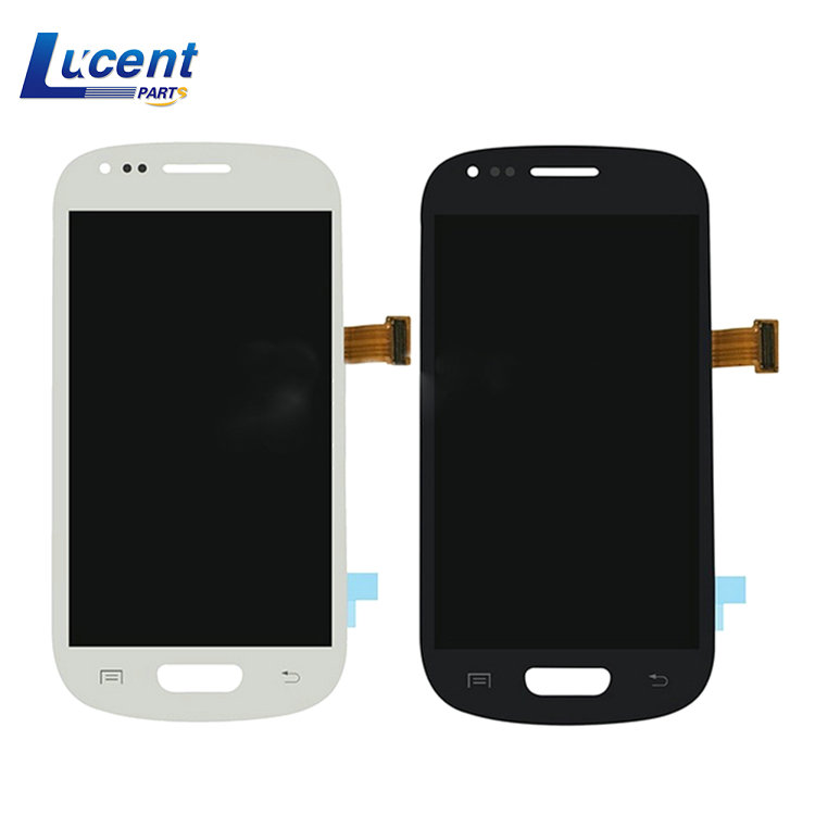 S3 mini mobile lcd telefon touch screen display digitizer montage für samsung galaxy s3 mini i8190