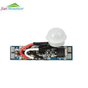 Fashion design PIR002 12V pir sensor usb motion sensor motion led light sensor