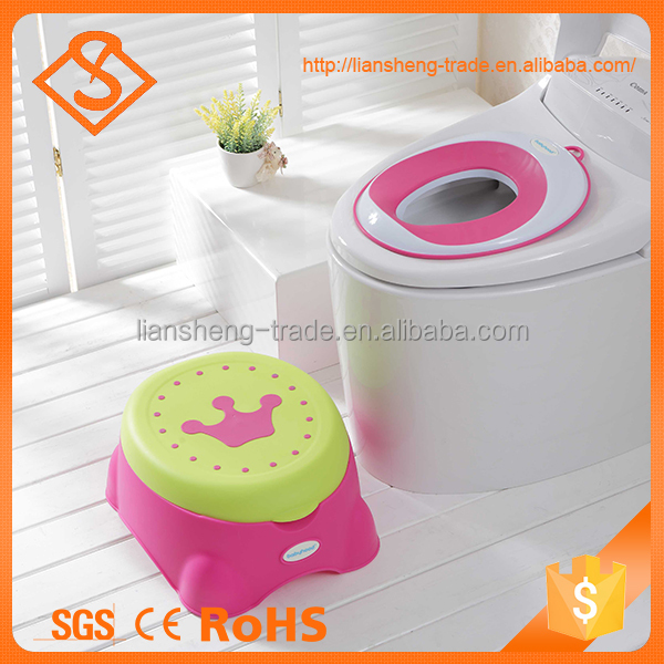 New best baby products plastic folding potty seat
