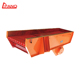 Industrial Directly Provide Conveyor Plate Price Small Vibrating Grizzly Feeder