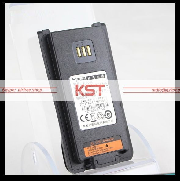 HYT BL2006 2000Mah Li-ion Battery for HYTERA PD700 PD705G PD780G