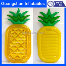 water fun air filled pineapple swim pool float