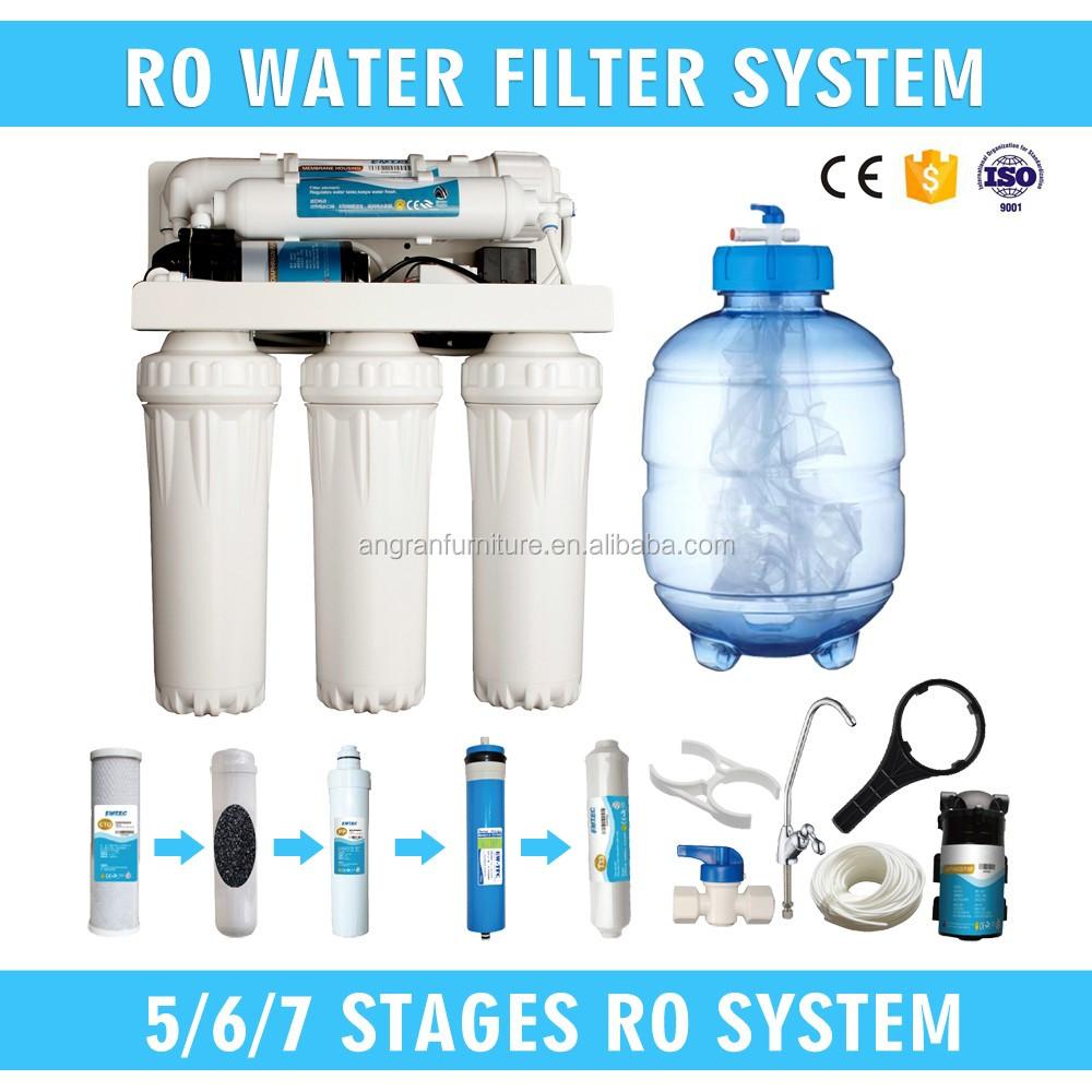 Personalizado oem profesional 5 etapa de smosis inversa - Filtros de osmosis inversa precios ...