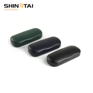 Shinetai Custom Durable Plastic Optical Eyewear Carrying Glasses Case